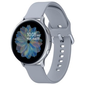 Смарт часовник Samsung Galaxy Watch Active2 44mm R820NZS Aluminium Silver