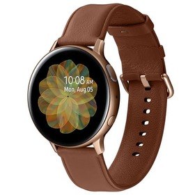 Смарт часовник Samsung Galaxy Watch Active2 44mm R820NSD Steel Gold