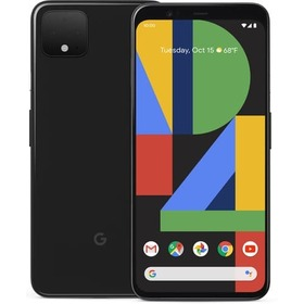 Google Pixel 4 64GB + 6GB RAM Just Black