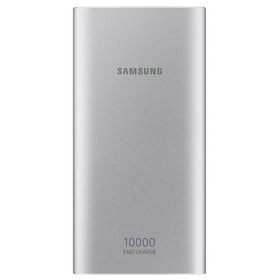 Външна батерия Samsung P1100BS Power Bank 2 x USB Micro USB 10000 mAh Silver