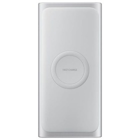 Външна батерия Samsung U1200CS Wireless Power Bank 10000 mAh Silver