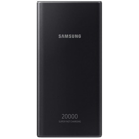 Външна батерия Samsung Power Bank 25W P5300XJ 20000 mAh Dark Gray