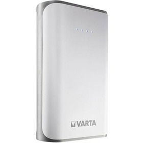 Външна батерия Varta MyPower Bank Fast Charge Dual USB 6000 mAh White