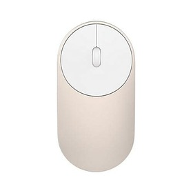 Безжична мишка Xiaomi Mi Portable Mouse Gold