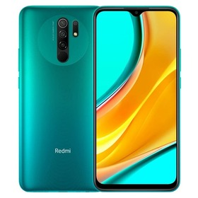 Xiaomi Redmi 9 64GB / 4GB Green