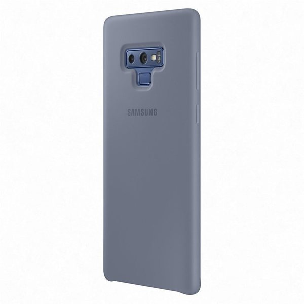 Калъф Samsung Galaxy Note 9 Silicone Cover EF-PN960TL Blue-1