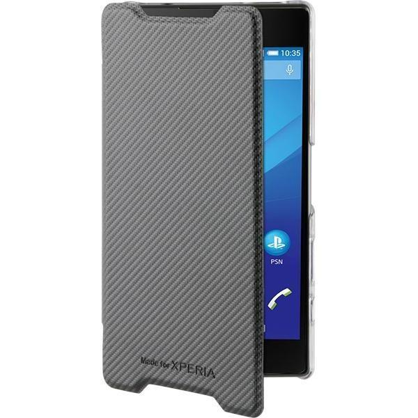 Калъф Roxfit Book Case Sony Z5 Compact Black