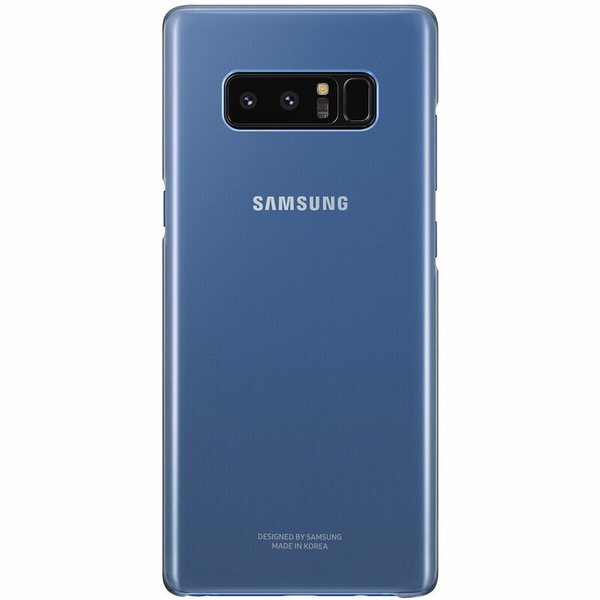Калъф Samsung Galaxy Note 8 Clear Cover EF-QN950CN Deep Blue