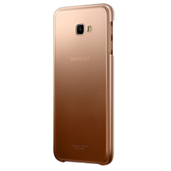 Калъф Samsung Galaxy J4 Plus Gradation Cover EF-AJ415CF Gold-1