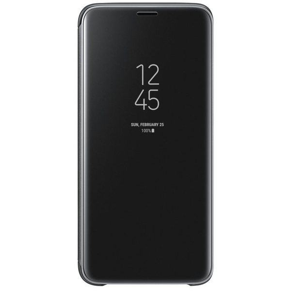 Калъф Samsung Galaxy S9 Clear View Standing EF-ZG960CB Black