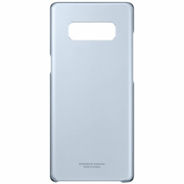 Калъф Samsung Galaxy Note 8 Clear Cover EF-QN950CN Deep Blue-2