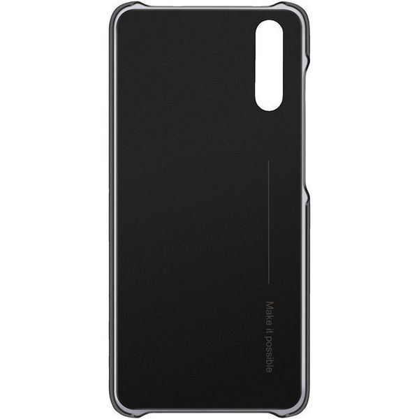 Калъф за Huawei P20 Car Case Black-1