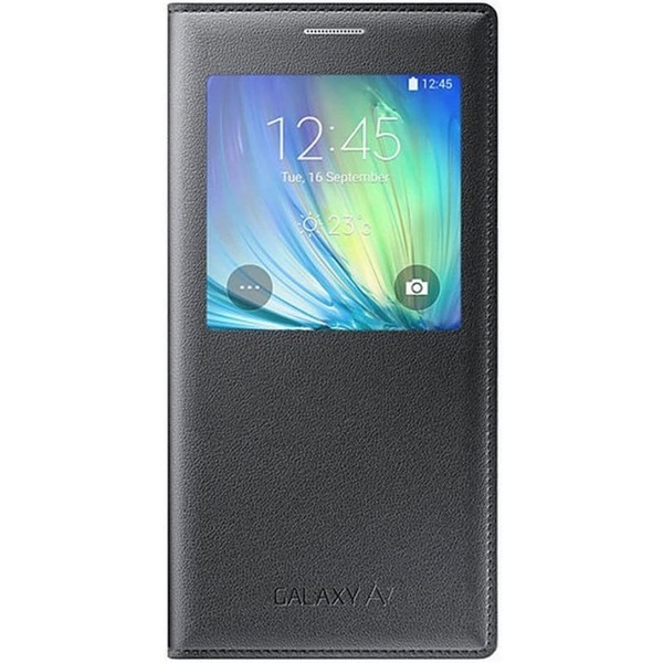 Калъф Samsung A7 2015 S View Cover Black