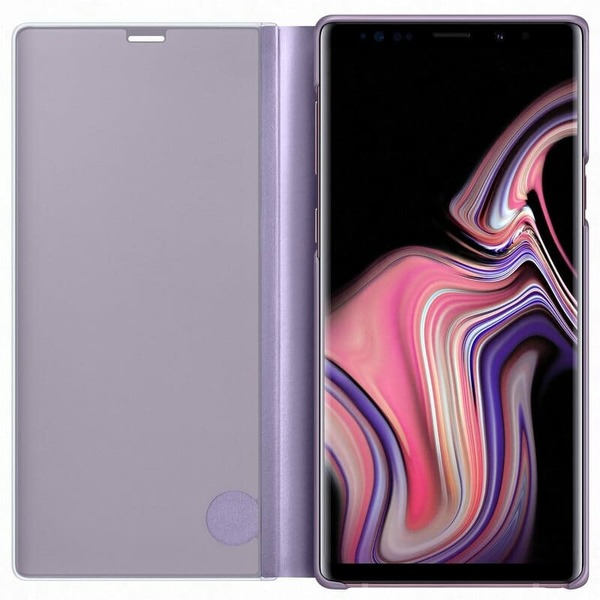 Калъф Samsung Galaxy Note 9 Clear View Standing EF-ZN960CV Lavender-3