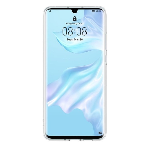 Калъф за Huawei P30 Pro Clear Case Transparent-2