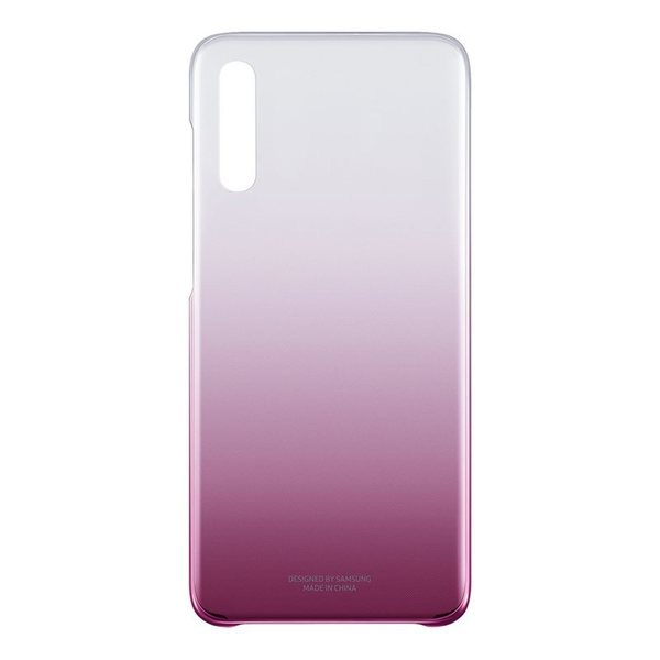 Калъф Samsung Galaxy A70 Gradation Cover AA705CP Pink