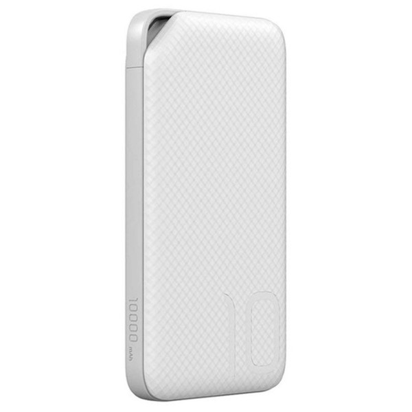 Външна батерия Huawei AP08Q Quick Charge Power Bank 10000 mAh White-1