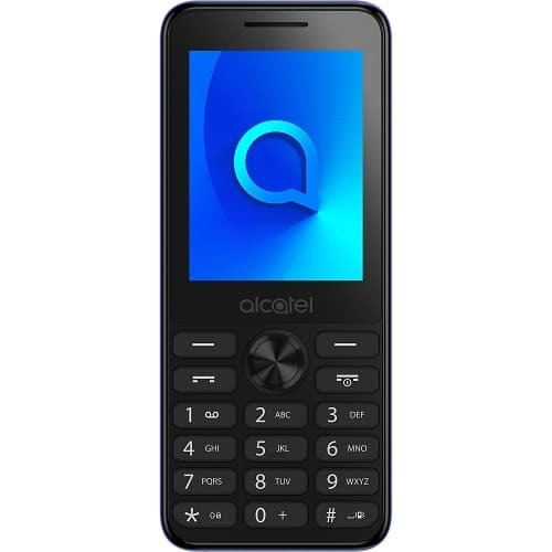 Alcatel 2003D DS Metallic Blue