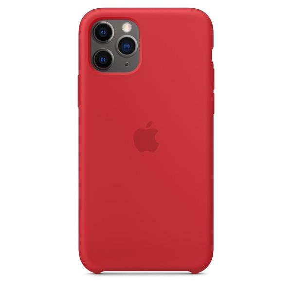 Калъф Apple iPhone 11 Pro Silicone Case MWYH2ZM/A Red
