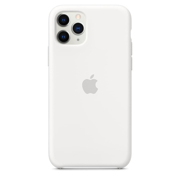 Калъф Apple iPhone 11 Pro Silicone Case MWYL2ZM/A White