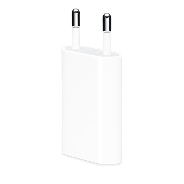 Зарядно Apple 5W USB Power Adapter MD813ZM/A (Bulk)