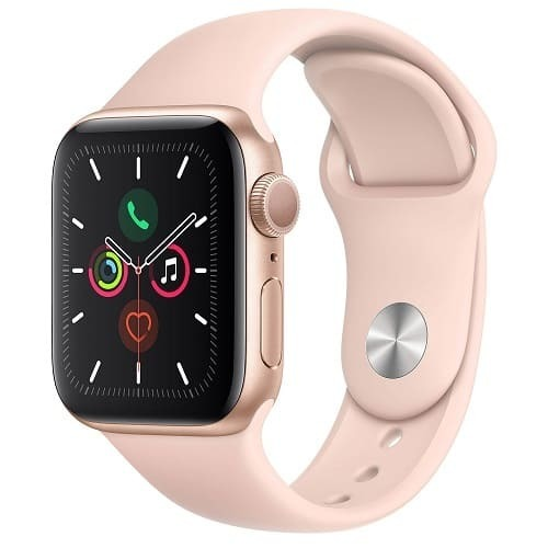 Apple Watch Series 5 GPS 40mm Gold