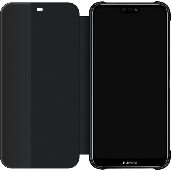 Калъф Huawei P20 Lite Smart View Flip Cover Black-2