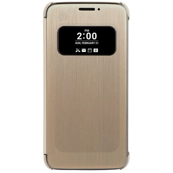 Калъф LG G5 Quick Cover CFV-160GD Gold