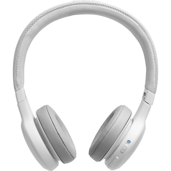 Безжични слушалки JBL LIVE 400BT Bluetooth On-Ear White-1