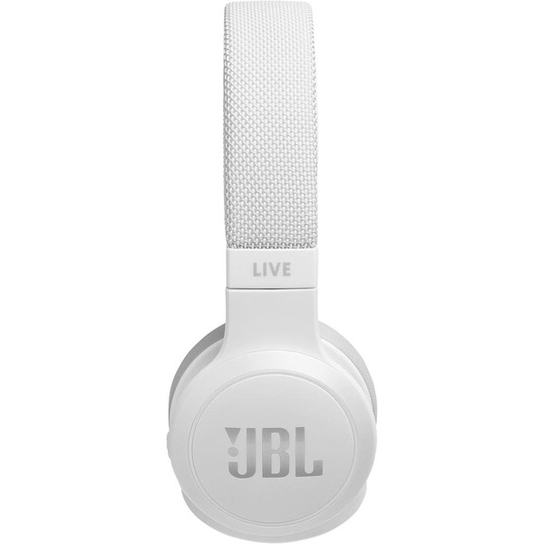 Безжични слушалки JBL LIVE 400BT Bluetooth On-Ear White-2