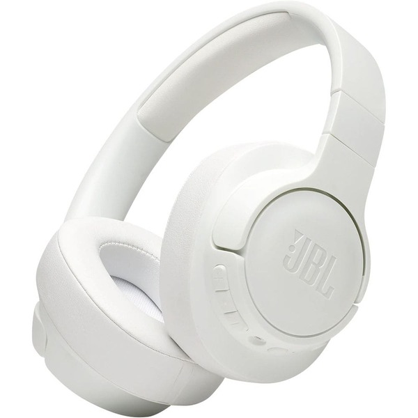 Безжични слушалки JBL T750BTNC Bluetooth On-Ear White