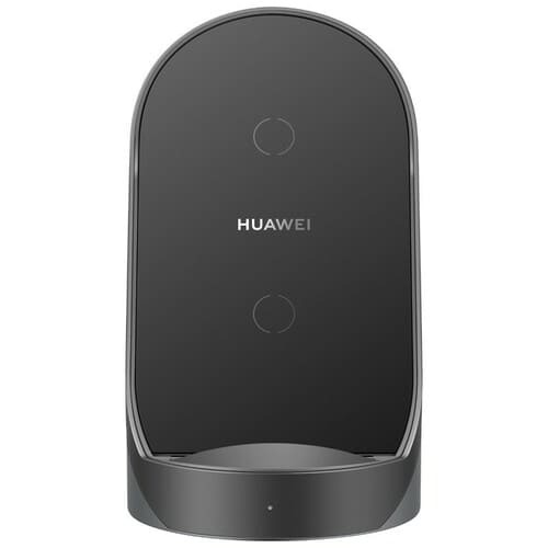 Безжично зарядно Huawei CP62 SuperCharge Wireless Charger Stand 40W Black