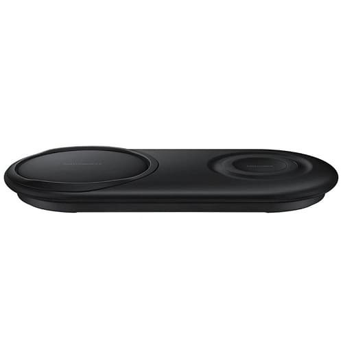 Безжично зарядно Samsung EP-P5200TB Wireless Charger Duo Pad Black-1