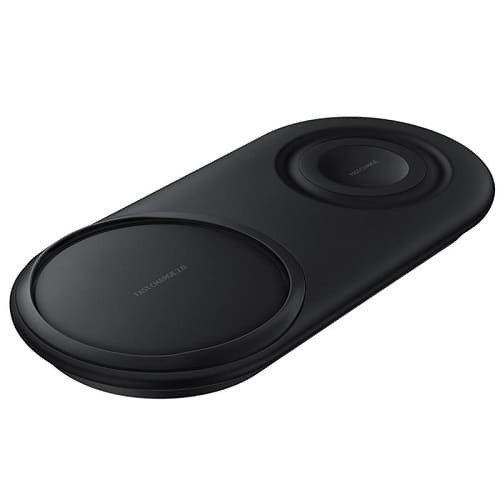 Безжично зарядно Samsung EP-P5200TB Wireless Charger Duo Pad Black-2