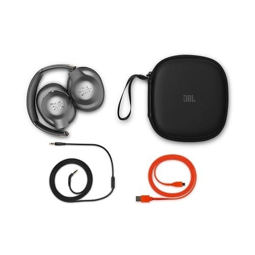 Безжични слушалки JBL Everest Elite 750NC Bluetooth Over-Ear сиви