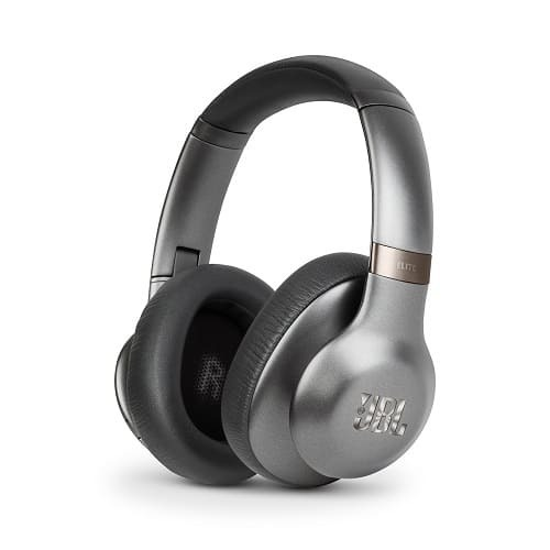 Безжични слушалки JBL Everest Elite 750NC Bluetooth Over-Ear Gun Metal