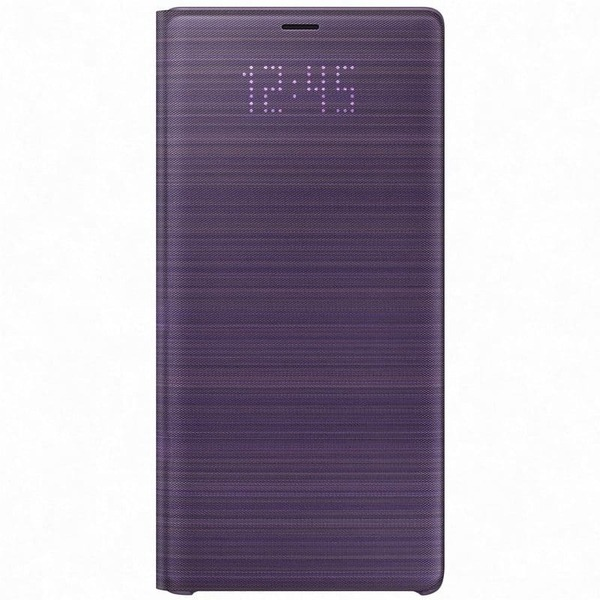 Калъф Samsung Galaxy Note 9 LED View Cover EF-NN960PV Lavender