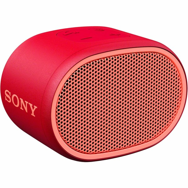 Bluetooth колонка Sony SRS-XB01 Portable Wireless Speaker Red