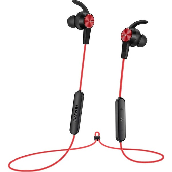 Безжични слушалки Huawei AM61 Lite Sport Bluetooth Red
