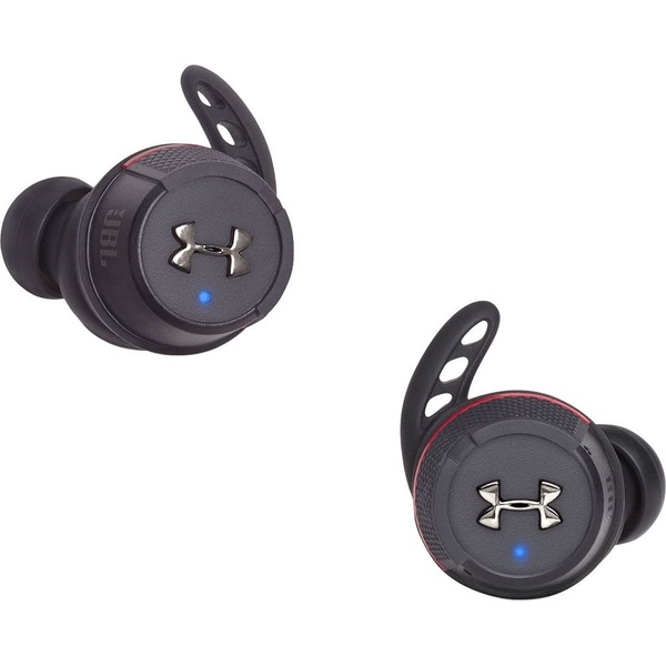 Bluetooth слушалки JBL Under Armour True Wireless Flash Black