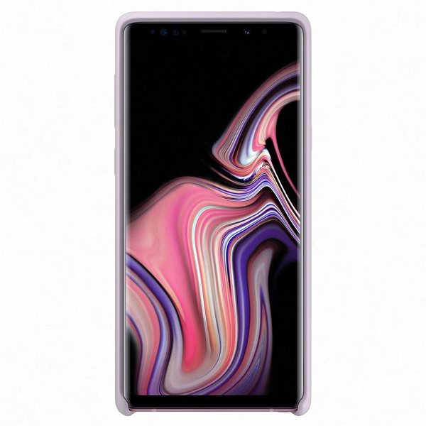 Калъф Samsung Galaxy Note 9 Silicone Cover EF-PN960TV Lavender-2