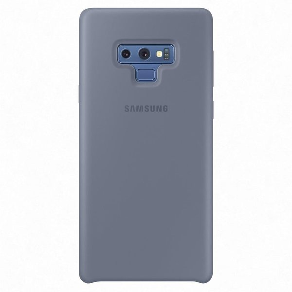 Калъф Samsung Galaxy Note 9 Silicone Cover EF-PN960TL Blue