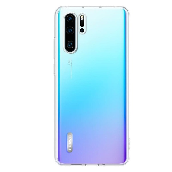 Калъф за Huawei P30 Pro Clear Case Transparent-3