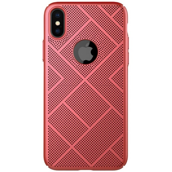 Калъф Nillkin Air Case iPhone XS Red