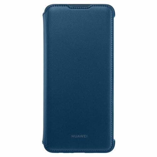 Калъф Huawei P Smart 2019 Wallet Cover Blue