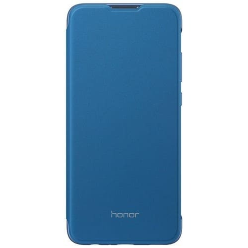 Калъф за Honor 10 Lite Flip Cover Blue-1