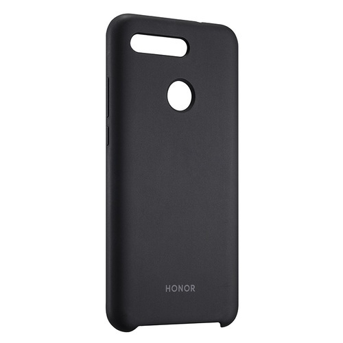 Калъф за Honor View 20 Silicone Case Black-1