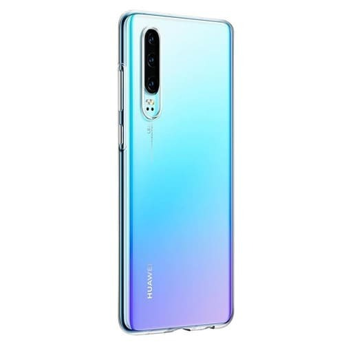 Калъф за Huawei P30 Clear Case Transparent-1