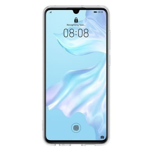 Калъф за Huawei P30 Clear Case Transparent-2