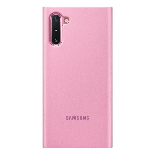 Калъф за Samsung Galaxy Note 10 Clear View Cover EF-ZN970CP Pink-2